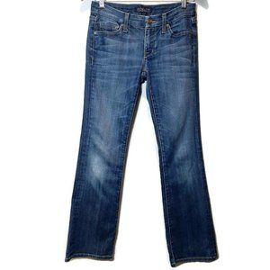 Fidelity Jeans Straight Leg Low Rise Medium Rise